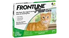 Frontline Plus for Cats 6 Month