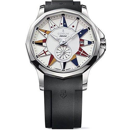 Corum uomo Admiral Legend 4242mm nero orologio automatico 395.101.20/F371AA12