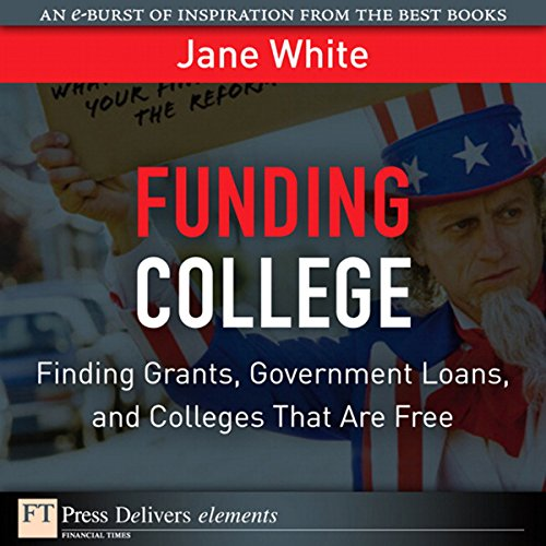 Funding College audiobook cover art