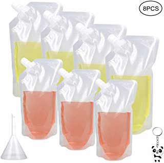 liquid pouch bag with spout