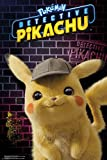 GB Eye Poster Pokémon Détective Pikachu, Multicolore, 91x61cm