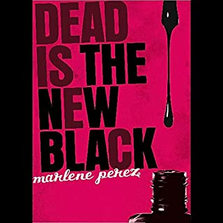 Dead is the New Black  audiobook cover art