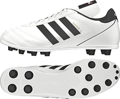 adidas - Kaiser Liga 5 Moule - Chaussures Football moulées - Noir - Taille 41.5