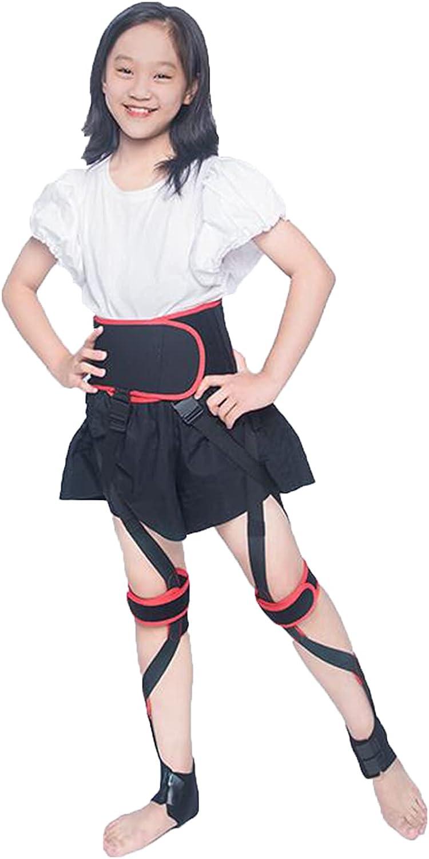 NACHEN O Superlatite X Type Leg Band Correction Adjustable Belt Correct Max 86% OFF