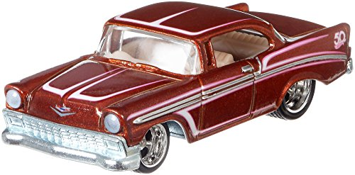 Hot Wheels HW Favorites 5 Car SET - AMC VW Variant Ford Econoline Chevy Bel Air Datsun Anniversary 1:64
