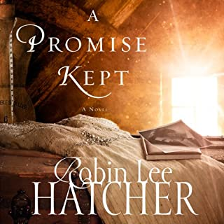 A Promise Kept audiobook cover art