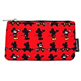 Loungefly Disney by Coin/Cosmetic Bag Mickey Parts AOP Bags