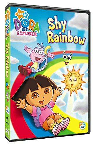 Dora The Explorer: Shy Rainbow [Edizione: Regno Unito] [Reino Unido] [DVD]