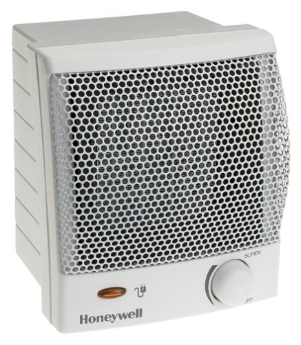Honeywell/Kaz Home ENVIRONME HZ-315 White 1500W Ceramic Heater