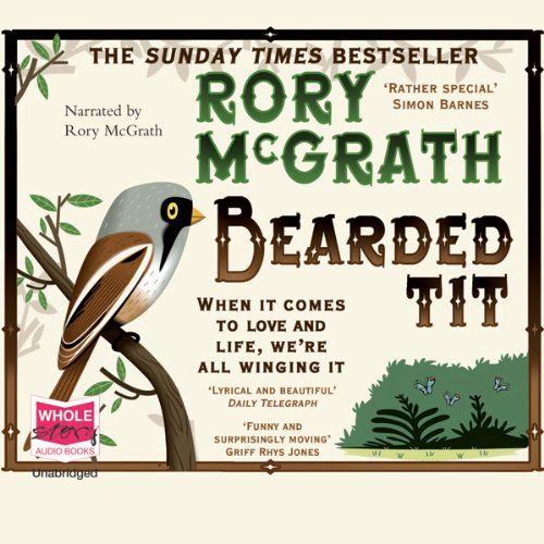 Bearded Tit audiobook cover art