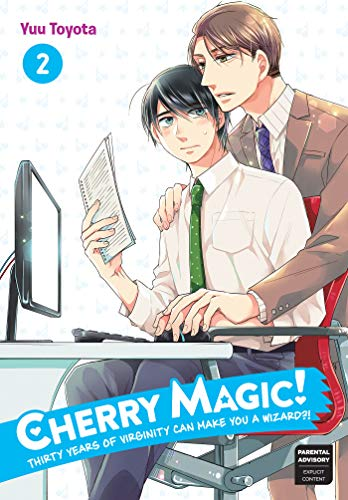 Cherry Magic! Thirty Years of Virginity Can Make You a Wizard?! 02 (English Edition)