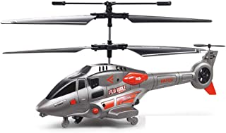 Remote Control Helicopter with Gyro for Kids, GoStock RC Helicopters for Adults with Gyro and LED Light3.5 Channel