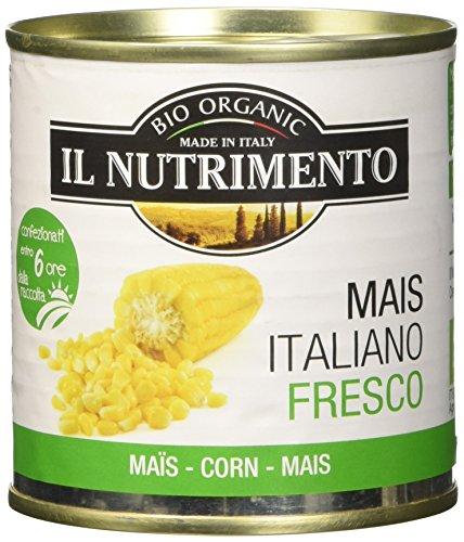 Probios Mais Italiano al Naturale Confezione Tre Pezzi - 480 gr