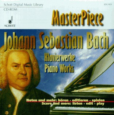 Klavierwerke, 1 CD-ROM Noten und mehr: hören, editieren, spielen. Für Windows 3.1/95