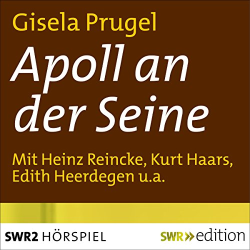 Apoll an der Seine audiobook cover art