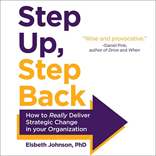 Step Up, Step Back  By  cover art