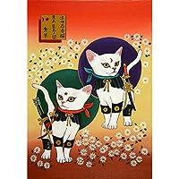 猫のパズル大人のためのジグソーレジャー動物のパズル300/500/1000/1500ピース880330386(Size:1000PCS)