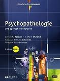 Psychopathologie - Une approche intégrative