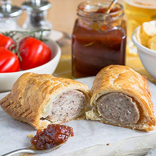 The-Real-Pie-Company-Traditional-Sausage-Roll-Fresh-Baked-to-Order-Award-Winning-Premium-British-Pies-6-x-Sausage-Rolls