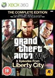 [Import Anglais]Grand Theft Auto IV 4 GTA Complete Edition Game XBOX...