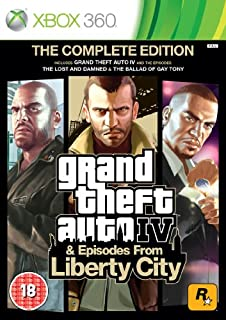 Grand Theft Auto IV: Complete Edition (Xbox 360) (B00466IF74) | Amazon price tracker / tracking, Amazon price history charts, Amazon price watches, Amazon price drop alerts
