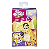 Disney Princess Perfect Pairs Rapunzel, Fun Tangled Unboxing Toy with 2 Dolls, Display Case and Boat Stand, for Kids 3 Years and Up