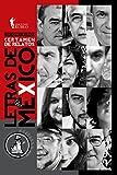 Letras de México (Seleccionados del I Certamen de Relatos de Ediciones Rubeo nº 1)