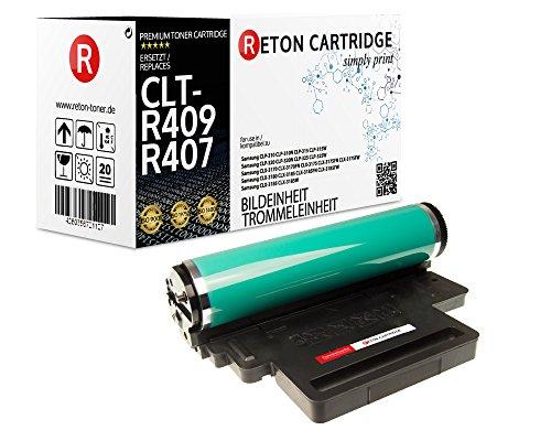 Original Reton Drum, kompatibel, Schwarz für Samsung CLT-R409 Samsung CLP310, CLP315, CLP320, CLP325, CLP325N, CLP325W, CLX3170FN, CLX3175/FN/FW/N, CLX3180, CLX3185/FN/FW/N/W