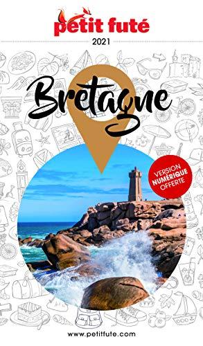 Guide Bretagne 2021 Petit Futé