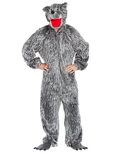 Wolf Kostüm für Herren