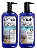 Best Pure Body Cleansers - Dr.Teals Pure Epsom Salt Body Wash Detoxify Review
