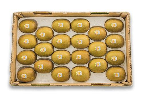 フルーツなかやま サンゴールドキウイ 22個入 糖度16度以上 大きさ6�p以上 Lサイズ 重さ150g以上 当店厳選
