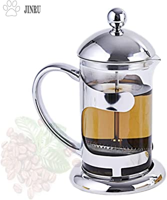 Amazon.com: 20 oz French Press Cafetera eléctrica ...