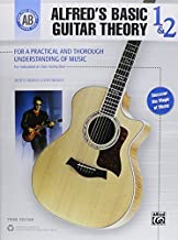 Alfred's Basic Guitar Theory, Bk 1 & 2: The Most Popular Method for Learning How to Play (Alfred's Basic Guitar Library) b...
