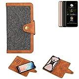 K-S-Trade Handy-Hülle Für Allview A9 Plus Schutz-Hülle