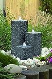 Ubbink Wasserspiel Siena Springbrunnen Set Gartenbrunnen Zierbrunnen Brunnen von Gartenwelt Riegelsberger