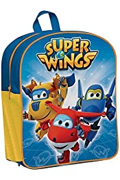 Super Wings Rescue Power 30 x 23 x 12 cm​ Children Backpack