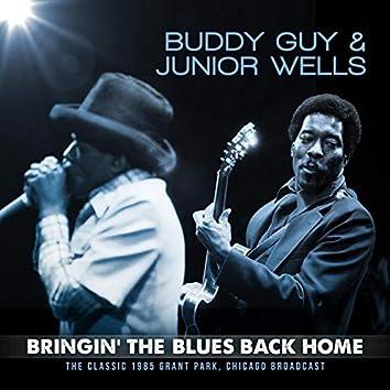 Bringin' The Blues Back Home (Live 1985)