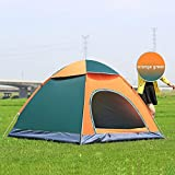 GLXQIJ Camping Instant Automatic Pop Up Tents For Family 2-4 Person, Ultralight Backpacking