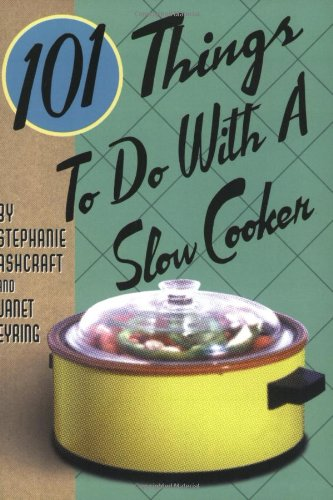 101 slow cooker cookbook - 1