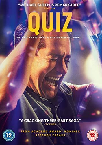 Quiz (UK Mini-Series) [DVD] [2020]