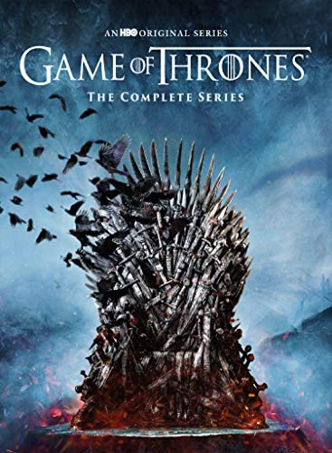Game of Thrones Complete Series DVD product image