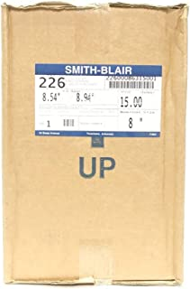 SMITH-BLAIR 226-00086315-001 Full Circle 226 Pipe CLAMP 8X15IN