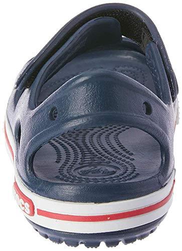 Crocs Crocband II Sandal Kids, Unisex Sandalen, Blau - 4
