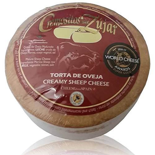 Cremositos del Zújar queso de untar premio World Cheese Award 2º mejor queso del mundo, incluye cuchillo para untar