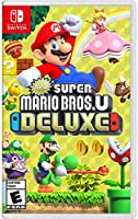 NEW SUPER MARIO BROS. U DELUXE Nintendo Switch by Nintendo