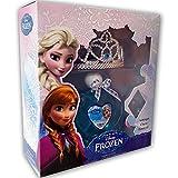 Disney Frozen La Reine des Neiges Sortie de Bain Gel Douche Plus Diadème