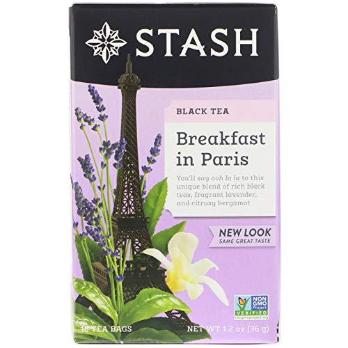 Stash Black Tea Breakfast in Paris - 18 Tea Bags