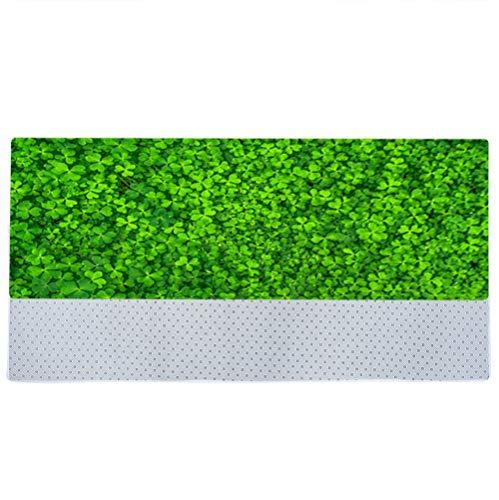 Taidda- 【 Deliziosi Natali】 Tappetino da pavimento per sedie, tappetino per la casa, tappetino anti-affaticamento, per porte, sollievo dai piedi per scrivanie, garage, cucine (40 x 120 cm)