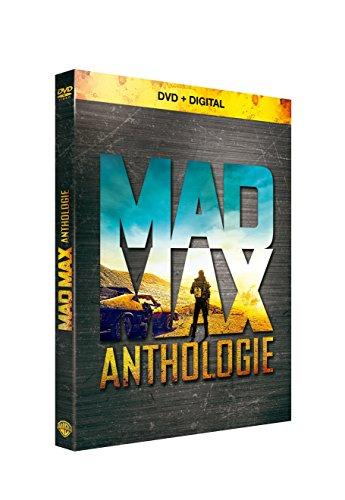 Coffret anthologie mad max 4 films [FR Import]